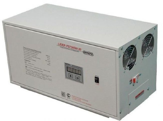 Lider PS7500W-50