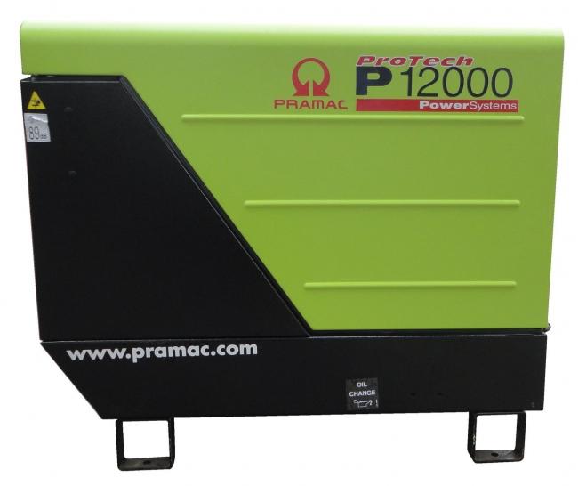 Pramac Р12000t (3 фазы)