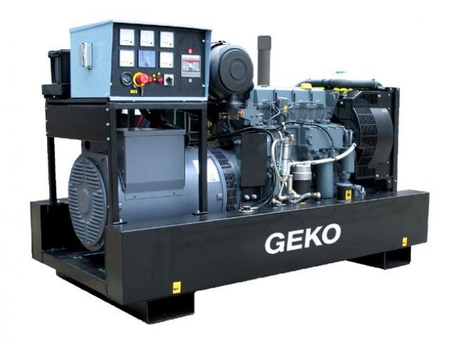 Электростанция Geko 40012 ED-S/DEDA