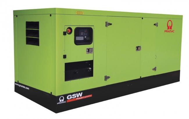 Электростанция Pramac GSW220D (в кожухе)