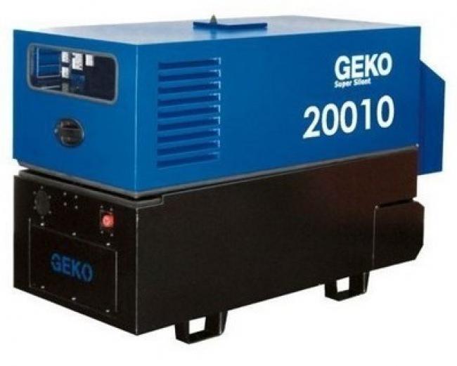 Электростанция Geko 20010 ED-S/DEDA ss