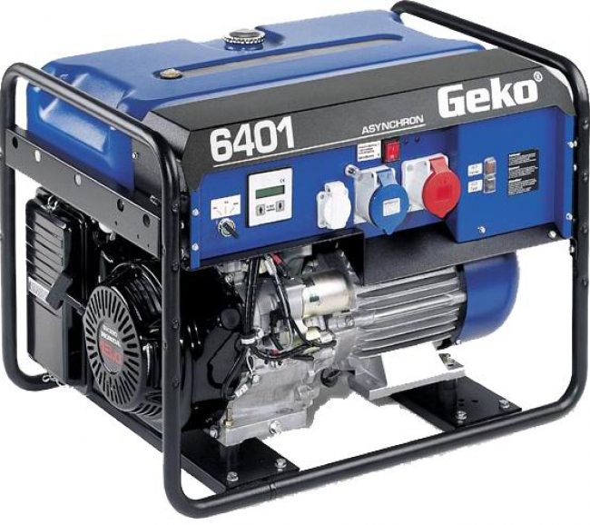 Электростанция Geko 6401 ED-AA/HHBA