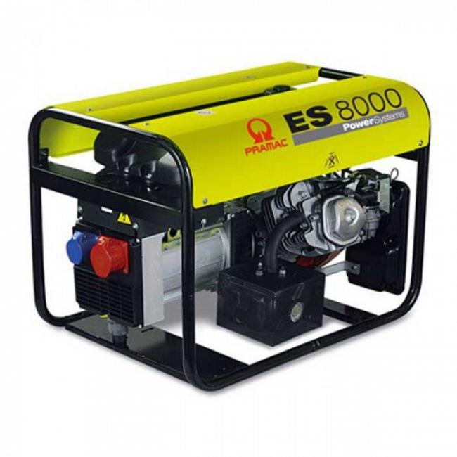 Pramac ЕS8000t (3 фазы)