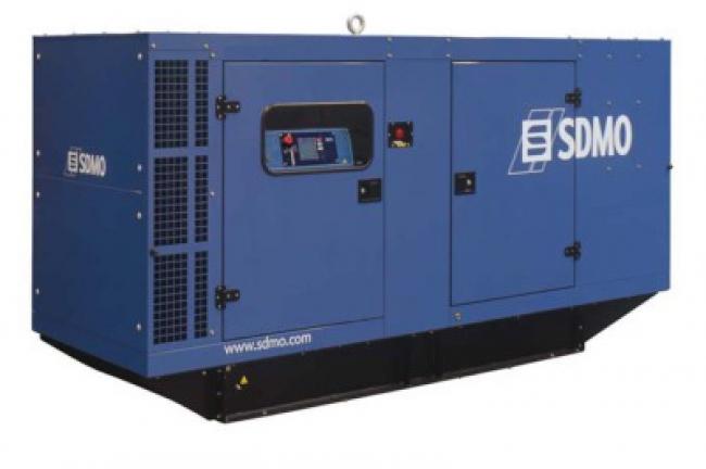 Электростанция SDMO J300К Nexys Silent
