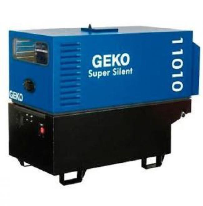 Электростанция Geko 11010 ED-S/MEDA ss