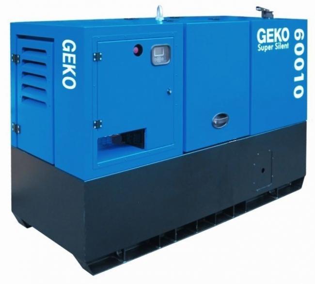 Электростанция Geko  60010 ED-S/DEDA ss