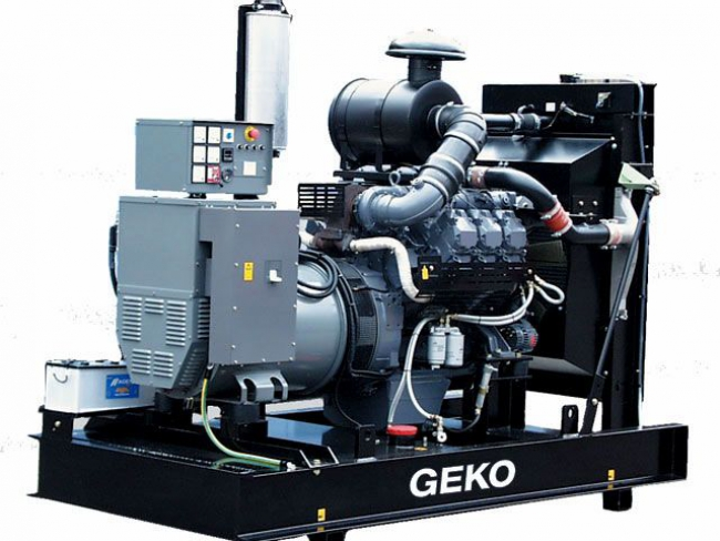 Электростанция Geko 250003 ED-S/DEDA