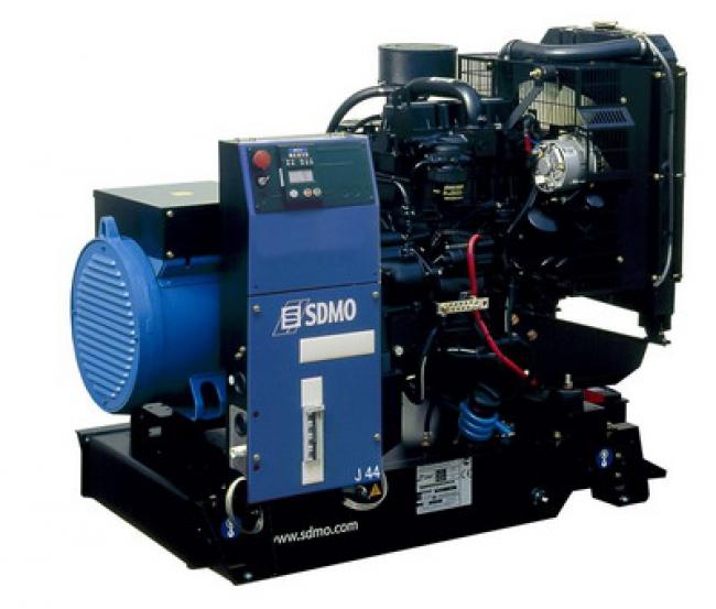Электростанция SDMO J44К Nexys