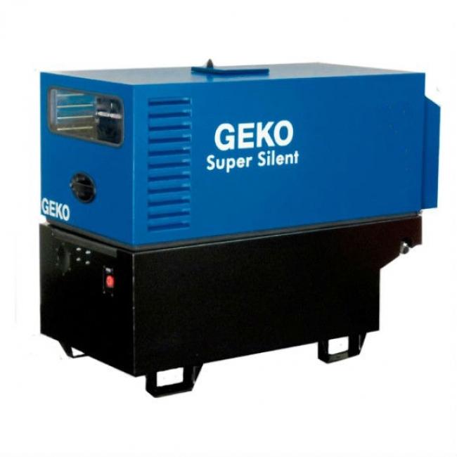 Электростанция Geko 15010ED-S/MEDA ss (с блоком аварийной автоматики)