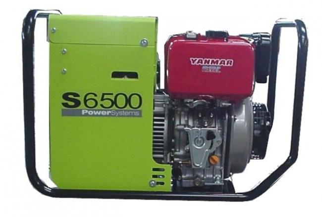 Элктростанция Pramac S6500