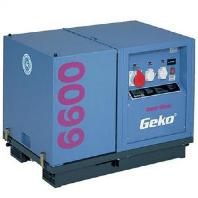 Электростанция Geko 6600 E-AA/HEBA ss