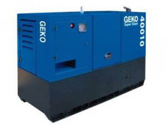 Электростанция Geko 40010 ED-S/DEDA ss