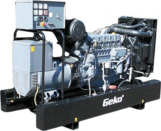 Электростанция Geko 130003 ED-S/DEDA