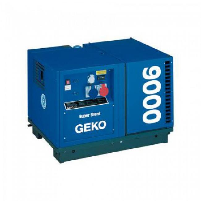 Электростанция Geko 9000 ED-AA/SEBA ss
