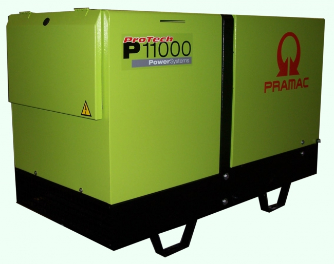 Электростанция Pramac Р11000 (3 фазы)