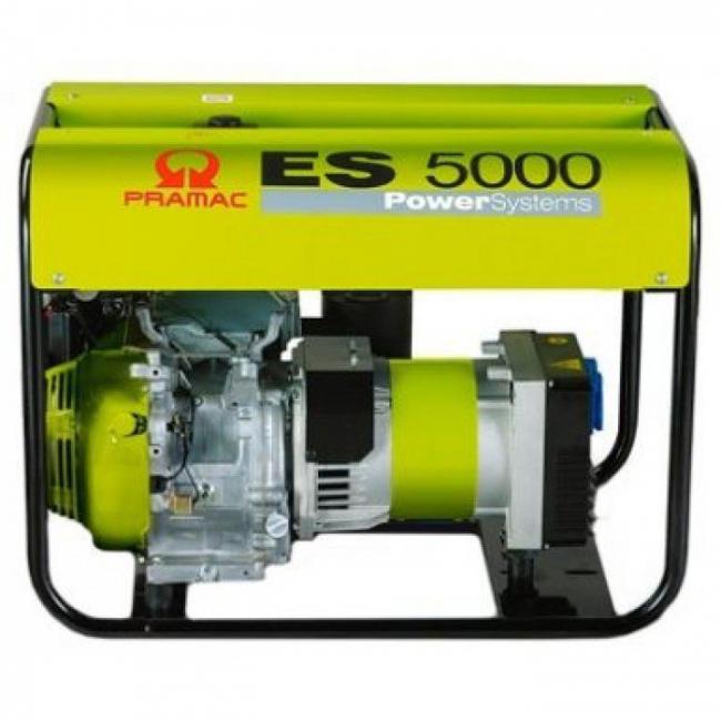 Pramac ЕS5000 (3 фазы)