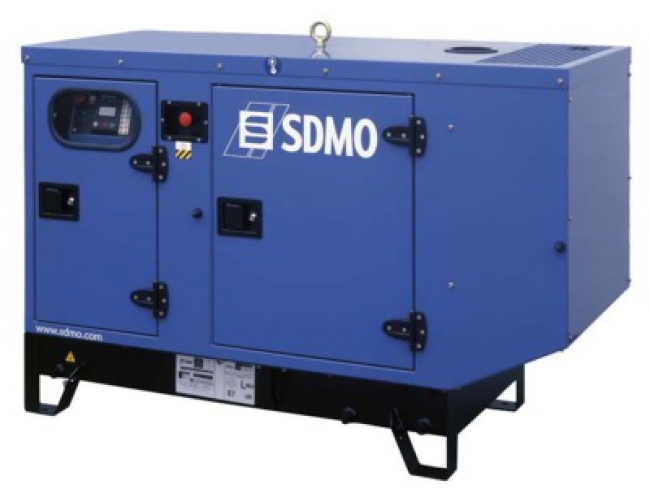 Электростанция SDMO J44К Nexys Silent