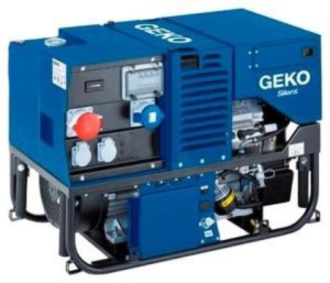 Электростанция Geko 12000ED-S/SEBA s