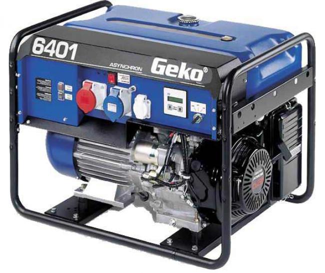 Электростанция Geko 6401 ED-AA/ZHD