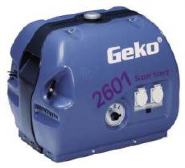 Электростанция Geko 2601 E-A/HHBA ss