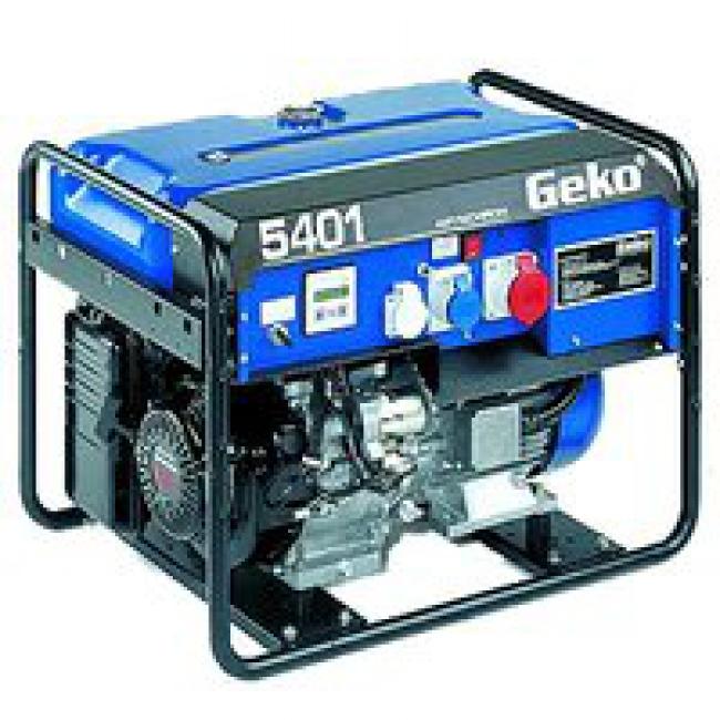 Электростанция Geko 5401 E-AA/ZHD